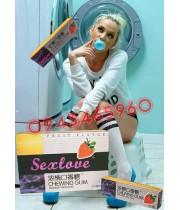 Singum Kích Dục Giá Rẻ Chewing Gum SexLove Japan