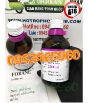 Thuốc Mê Dạng Hít Forane 100ml Isoflurane