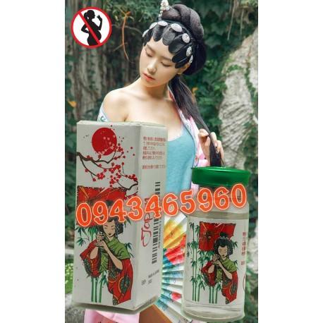 Thuốc Gây Mê Dạng Nước Không Mùi Vị Geisha