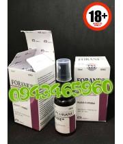 Thuốc mê dạng xịt Forane chính hãng cực mạnh giá rẻ