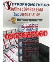Thuốc mê dạng viên giá rẻ Diazepam 10mg